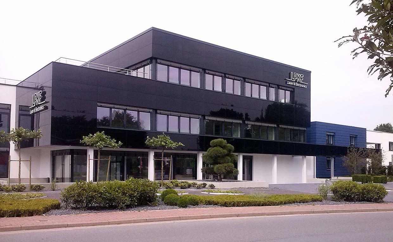 Rozbudowa biurowca w Garbsen (Niemcy)