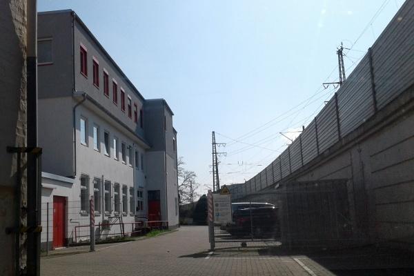 Nadbudowa biurowca Niemieckich Kolei Państwowych w Hanowerze, Königstrasse (Niemcy)