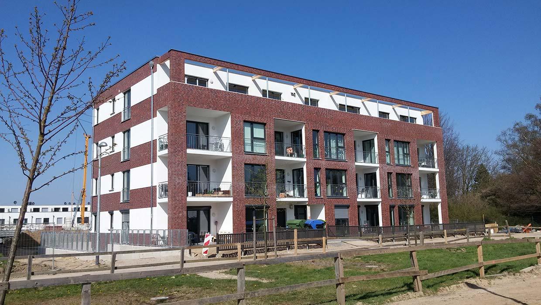 Dom wielorodzinny Hanower - Ahlem - ul. Laubhütte 20 (Niemcy)