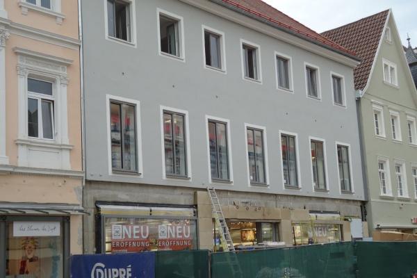 Budynek mieszkalno-handlowy w Speyer (Niemcy)